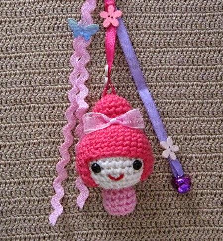 kokeshi japanese amigurumi doll crochet