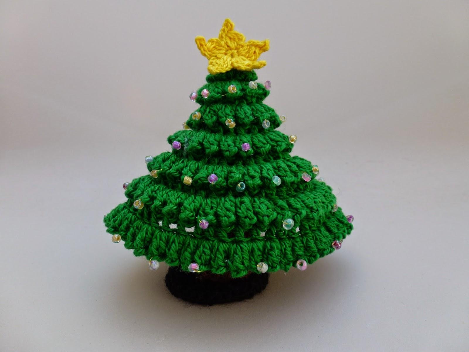 Amigurumis Navidad 2015 : Arboles de navidad u amigurumis y más